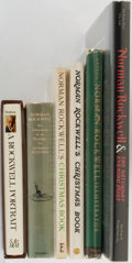 Books:Art & Architecture, [Norman Rockwell]. Group of Six. Various publishers. Includes two folio size monographs, Norman Rockwell's Christmas Book... (Total: 6 Items)