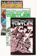 Modern Age (1980-Present):Superhero, Teenage Mutant Ninja Turtles Group (Mirage Studios, 1985-86)Condition: Average VF+.... (Total: 31 )