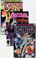 Modern Age (1980-Present):Superhero, Dazzler #1-42 Box Lot (Marvel, 1981-86) Condition: Average NM-....