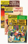 Golden Age (1938-1955):Classics Illustrated, Classics Illustrated Group Box Lot (Gilberton, 1950s-'60s)Condition: Average GD/VG.... (Total: 3 Box Lots)