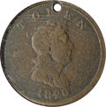 Colonials, 1820 TOKEN North West Company, Copper Fine 15 NGC....