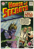 Silver Age (1956-1969):Mystery, House of Secrets #10 (DC, 1958) Condition: FN+....