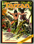 "Books:Anthology, Burne Hogarth Signed ""Tarzan of the Apes"" #nn (Watson-GuptillPublications, 1972) Condition: FN...."