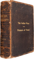 Books:Non-fiction, John Henry Brown. Indian Wars and Pioneers of Texas. ...