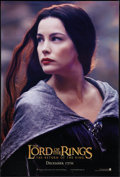 """Movie Posters:Fantasy, The Lord of the Rings: The Return of the King (New Line, 2003). OneSheet (27"""" X 40"""") DS Advance Arwen Style. Fantasy.. ..."""