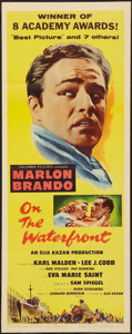 "Movie Posters:Academy Award Winners, On the Waterfront (Columbia, R-1959). Insert (14"" X 36""). AcademyAward Winners.. ..."