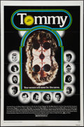 "Movie Posters:Rock and Roll, Tommy (Columbia, 1975). One Sheet (27"" X 41""). Rock and Roll.. ..."