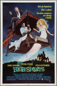 """High Spirits & Other Lot (Tri-Star, 1988). One Sheets (2) (27"""" X 40"""" & 27"""" X 41"""") SS..."""