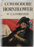 Books:Fiction, C. S. Forester. Commodore Hornblower. Little, Brown and Company, 1945. First American edition. Dust jacket illus...
