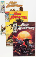 Modern Age (1980-Present):Miscellaneous, Amazing High Adventure #1-5 Group (Marvel, 1984-86) Condition: Average NM.... (Total: 30 Comic Books)