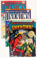 Silver Age (1956-1969):Horror, Adventures Into The Unknown Group (ACG, 1951-74) Condition: AverageVG-.... (Total: 28 Comic Books)