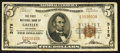 National Bank Notes:Colorado, Greeley, CO - $5 1929 Ty. 1 The First NB Ch. # 3178. ...