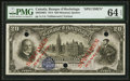 Canadian Currency: , Montreal, PQ- Banque D'Hochelaga $20 Jan. 1, 1914 Ch. # 360-22-06SSpecimen. ...