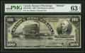 Canadian Currency: , Montreal, PQ- Banque D'Hochelaga $100 May 2, 1898 Ch. # 360-18-18PaProof. ...