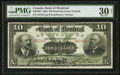 Canadian Currency: , Montreal, PQ- The Bank of Montreal $10 Jan. 2, 1904 Ch. #505-48-04. ...
