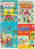 Bronze Age (1970-1979):Humor, Archie Related Comics Digest First Issue Group (Archie, 1970s)Condition: Average VF.... (Total: 9 Comic Books)