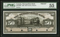 Canadian Currency: , Toronto, ON- The Metropolitan Bank $50 Nov. 5, 1902 Ch. # 485-10-20P Face Proof. ...