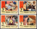 "Movie Posters:Science Fiction, Invasion of the Body Snatchers (Allied Artists, 1956). Lobby Cards(4) (11"" X 14""). Science Fiction.. ... (Total: 4 Items)"