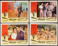 """Movie Posters:Science Fiction, Invasion of the Body Snatchers (Allied Artists, 1956). Lobby Cards(4) (11"""" X 14""""). Science Fiction.. ... (Total: 4 Items)"""
