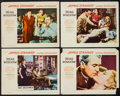 """Movie Posters:Hitchcock, Rear Window (Paramount, 1954). Lobby Cards (4) (11"""" X 14"""").Hitchcock.. ... (Total: 4 Items)"""