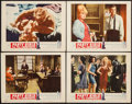 """Movie Posters:Drama, The Party Girls for the Candidate (Atlantic Releasing, 1964). Lobby Cards (4) (11"""" X 14""""). Drama.. ... (Total: 4 Items)"""