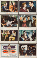 """Movie Posters:Film Noir, Party Girl (MGM, 1958). Lobby Card Set of 8 (11"""" X 14""""). Film Noir.. ... (Total: 8 Items)"""