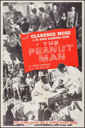 "Movie Posters:Black Films, The Peanut Man (Consolidated, 1947). One Sheet (28"" X 42""). BlackFilms.. ..."