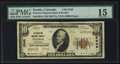National Bank Notes:Colorado, Pueblo, CO - $10 1929 Ty. 2 The Western NB Ch. # 2546. ...