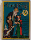 Books:Children's Books, Ruth Plumly Thompson. The Lost King of Oz. Reilly and Lee,Co., ca. 1935. Issued without color plates. Publisher's b...