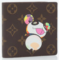 Luxury Accessories:Bags, Louis Vuitton Limited Edition Takashi Murakami Bifold Wallet. ...