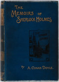 Arthur Conan Doyle. The Memoirs of Sherlock Holmes. London: George Newnes, 1894. First edition
