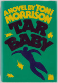 Books:First Editions, Toni Morrison. Tar Baby. New York: Alfred A. Knopf, 1981.First edition, first printing. Original price of $11.95 in...
