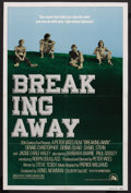 """Movie Posters:Sports, Breaking Away (20th Century Fox, 1979). One Sheet (27"""" X 41""""). Sports. ..."""