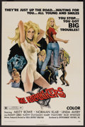 "Movie Posters:Bad Girl, The Hitchhikers (EVI, 1972). One Sheet (27"" X 41""). Bad Girl. ..."