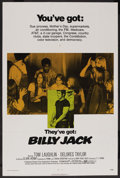 "Movie Posters:Action, Billy Jack (Warner Brothers, 1971). One Sheet (27"" X 41""). Action...."
