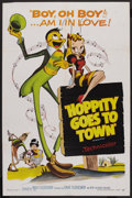 "Movie Posters:Animated, Mr. Bug Goes to Town (Paramount, R-1959). One Sheet (27"" X 41"").Re-released as ""Hoppity Goes to Town."" Animated. ..."