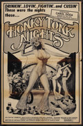 "Movie Posters:Sexploitation, Honky Tonk Nights (Cinematic, 1979). One Sheet (27"" X 41"").Sexploitation. ..."