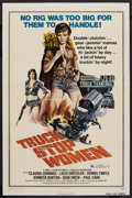 "Movie Posters:Bad Girl, Truck Stop Women (L-T Films, 1974). One Sheet (27"" X 41""). BadGirl. ..."