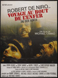"Movie Posters:Academy Award Winner, The Deer Hunter (Universal, 1978). French Grande (45"" X 62"").Academy Award Winner. ..."