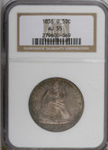 Seated Half Dollars: , 1856-O 50C AU55 NGC. NGC Census: (17/122). PCGS Population (23/98).Mintage: 2,658,000. Numismedia Wsl. Price for NGC/PCGS ...