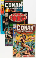 Bronze Age (1970-1979):Horror, Marvel Bronze Age Adventure and Supernatural Group (Marvel,1969-76) Condition: Average VG.... (Total: 29 Comic Books)