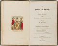 Books:Color-Plate Books, Hans Holbein. The Dance of Death. London: Printed for J.Coxhead, Holywell-Street, Strand, 1816. Profusely illustr...