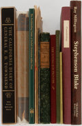 Books:Books about Books, [Books About Books]. Group of Twelve. Various publishers. Books related to book binding, printing, and collecting. Good to b... (Total: 12 Items)