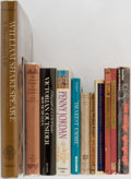 Books:Non-fiction, [Non-Fiction]. Group of Twelve. Various publishers. Mainly related to literary biographies and letters. Fair to better.... (Total: 12 Items)
