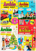 Bronze Age (1970-1979):Humor, Archie Comics Digest #1-5 Group (Archie, 1973-74) Condition:Average VF/NM.... (Total: 5 Comic Books)