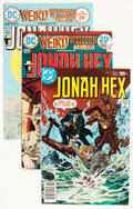 Bronze Age (1970-1979):Western, Jonah Hex Group (DC, 1974-81) Condition: Average FN-.... (Total: 27 Comic Books)