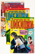 Silver Age (1956-1969):Horror, Adventures Into The Unknown Group (ACG, 1963-67) Condition: AverageVG.... (Total: 22 Comic Books)