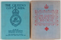 Books:World History, Various Authors. Group of Two. The Queen's Book of the Red Cross and The Queen's Gift Book: In Aid of Queen ... (Total: 2 Items)