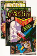 Bronze Age (1970-1979):Horror, Unexpected Group (DC, 1968-82) Condition: Average FN/VF.... (Total:36 Comic Books)