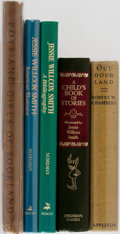 Books:Children's Books, [Children's]. Group of Five. Various publishers. Focused on JessieWilcox Smith. Heavy toning to Boys and Girls of Bo... (Total: 5Items)